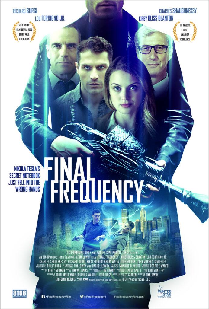 Final Frequency Key Art 2021
